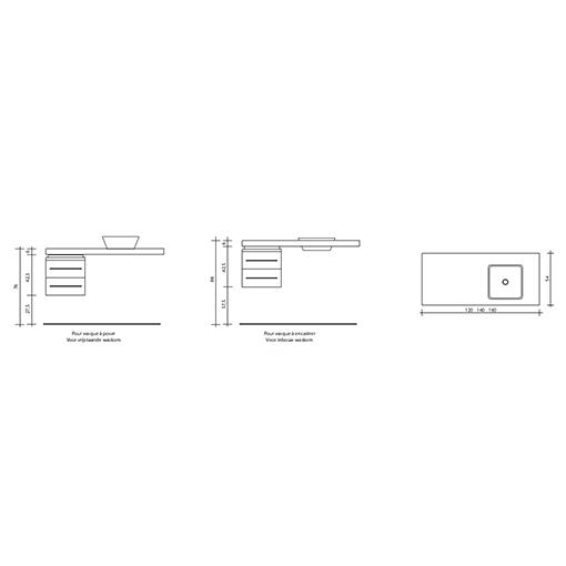 meubel design Free-Line-enkel-(tech)