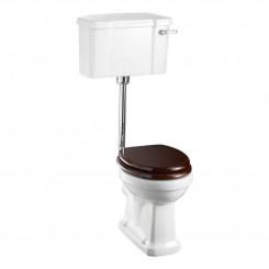 Toilet Halfhoog Spoelreservoir